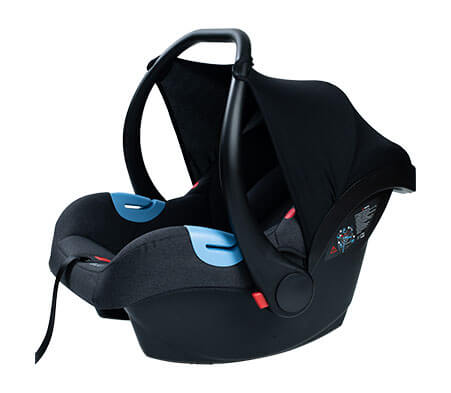BC100B Group 0+ Baby Car Seat